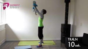 Superfit Mor træner Baby tabata