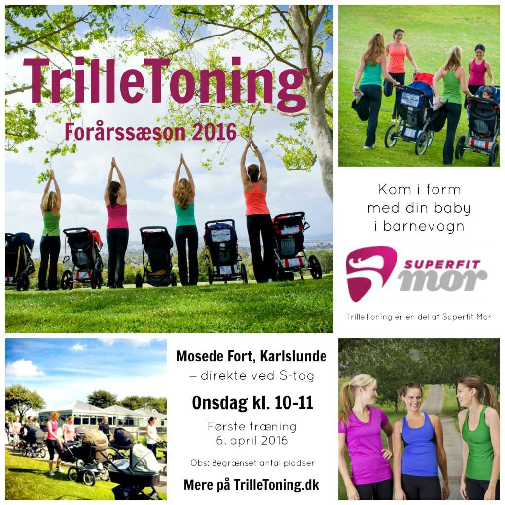 TrilleToning fra Superfit Mor