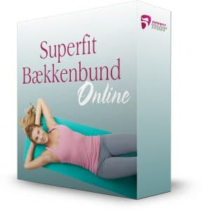 Superfit Bækkenbund BOX
