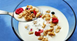 Morgenmad skal indeholde protein for at føre til vægttab