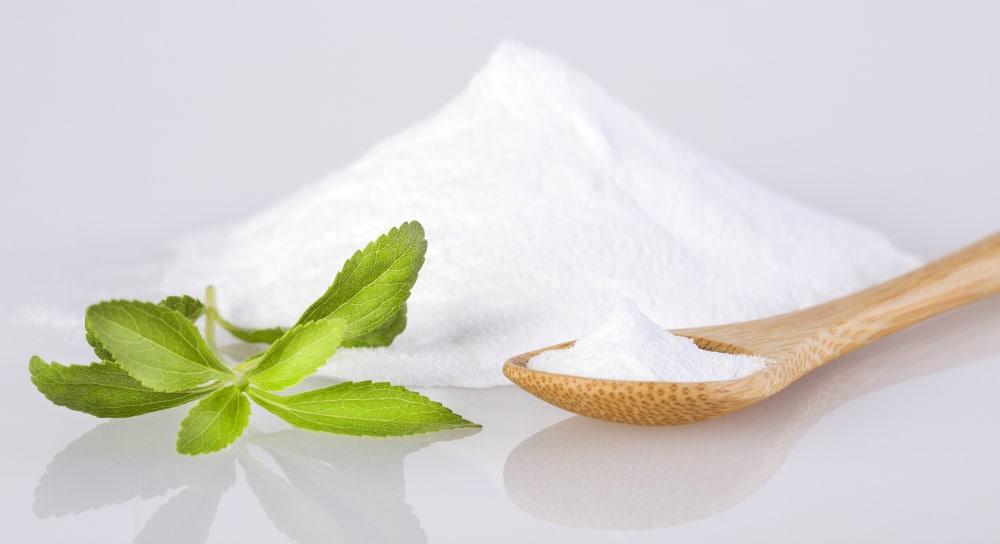 Stevia det naturlige sødemiddel.